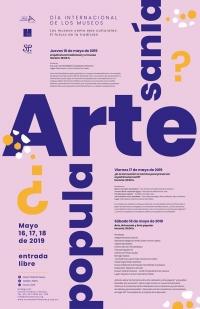 Arte, artesanía y arte popular