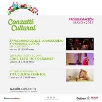 Concert by/Concierto de Soprano Laura Cuevas,