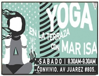 Yoga on the Terrace / Yoga en la terraza