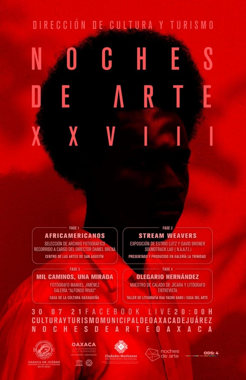 Nights of Art #28 / Noches de Arte XXVIII