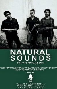Natural Sounds / Sonidos Naturales