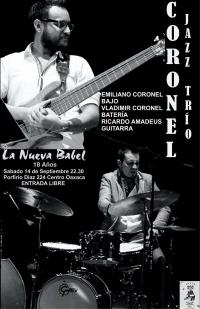 Coronel Jazz Trio