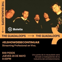 The Guadaloops. Live Stream