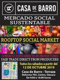 Rooftop Social Market / Mercado Social Sustentable