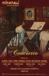 Chamber Music Recital / Recital de Musica de Camara