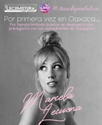 Marcela Lecuona / Stand Up