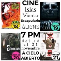 Outdoor Cine Series / Cine A Cielo Abierto