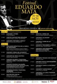 Series of Concerts / Serie de conciertos