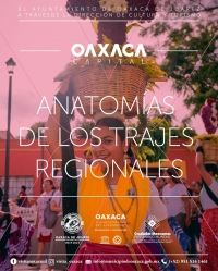 ONLINE Oaxacan Regional Costumes / Trajes Regionales de Oaxaca