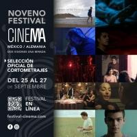 ONLINE: 9th Short Film Festival / Noveno Festival Cinema de cortometrajes