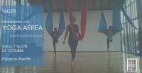 Intro to Aerial Yoga / Intro. a la yoga aérea
