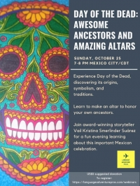 Awesome Ancestors & Amazing Altars