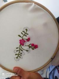 Hand Embroidery Workshop #3 / Taller de bordado # 3