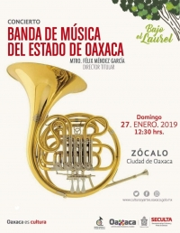 Sunday Concert on the Zocalo / Concierto dominical