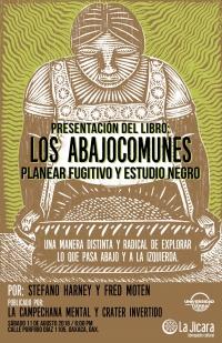 Book Presentation: Los Abajocomunes