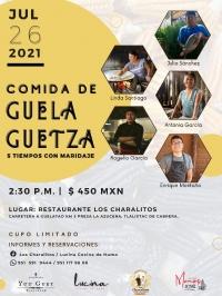 Comida de Guelaguetza