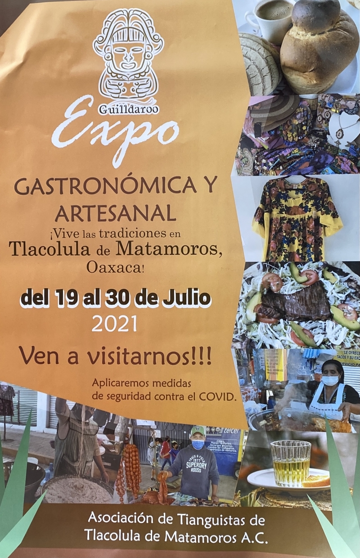 Expo: Food and popular art / Gastronómica y artesanal