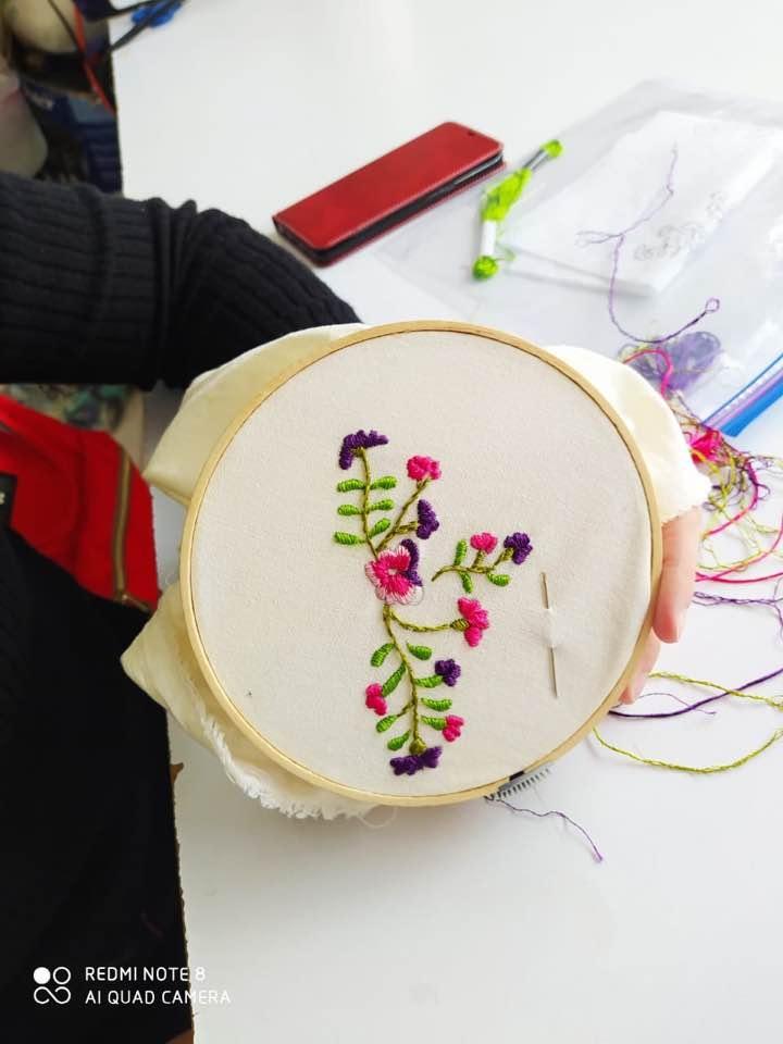 Hand Embroidery / Bordado a mano