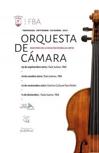 Chamber Orchestra /Orquesta de Cámara