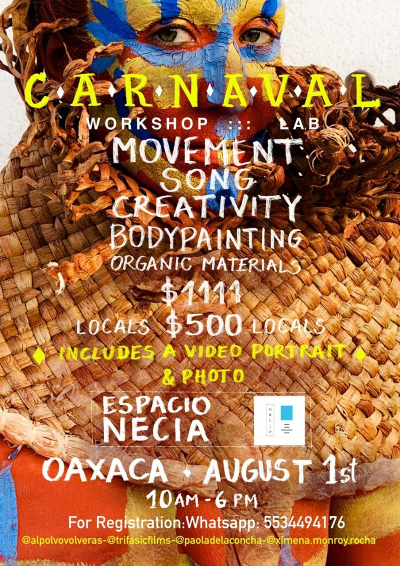 Carnaval: Workshop/Lab