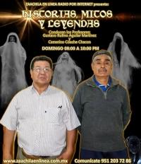 History, myths & legends / Historias, mitos y leyendas