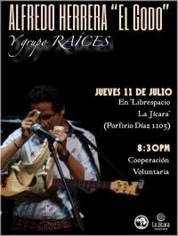 Concert: Alfredo Herrera