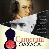 Concert/Concierto: Camerata Oaxaca