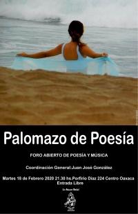 Poetry Jam / Palomazo de Poesia