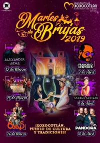 Tuesdays of the Witches / Martes de Brujas