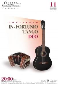 Concert, In-Fortunio Tango Duo