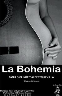 La Bohemia, Music of the world / Musica del Mundo