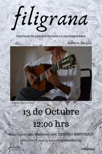 Filigrana - Concierto de guitarra