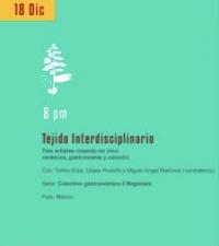 Interdisciplinary Art Creation / Tejido Interdisciplinario