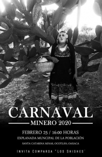 Carnival of the mine / Carnaval minero 2020