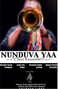 Nunduva Yaa Jazz Ensamble