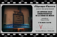 antique cinemas of mexico city/ los palacios antiguas de cinema