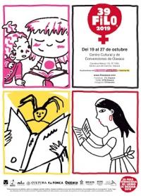 Int'l Book Fair / 39 Feria Int'l del Libro de Oaxaca
