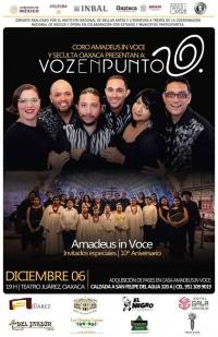 Amadeus by Voice /Amadeus por voz