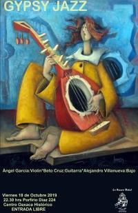 Gypsy Jazz / Gitana Jazz