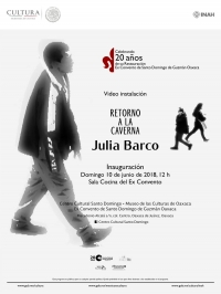 Return of the Cavern/Retorno de la Caverna: Julia Barco
