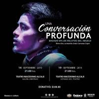 A Deep Conversation / Una Conversacion Profunda