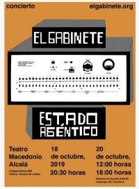 Concert by / Concierto por El Gabinete
