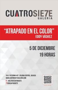 Trapped in Color: Eddy Váskev / Atrapada en el color