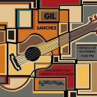 Gil Sanchez in concert / en concierto