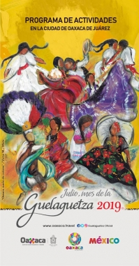 Guelaguetza: Activities/Actividades,  Oaxaca de Juarez (Metropolitana)