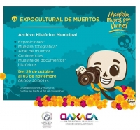 Cultural Exhibits of Day of the Dead/Expocultural de Muertos