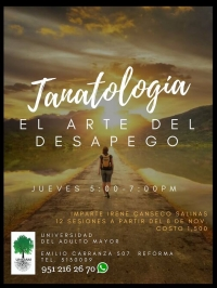 Janatologia: Art of Detachment / Arte del Desapego