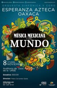 Musica Mexicana y del Mundo