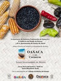 Book: Oaxaca & its Cooks/Libro: Oaxaca y Sus Cocineras