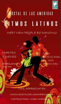 Latin Rhythms / Ritmos Latino/as